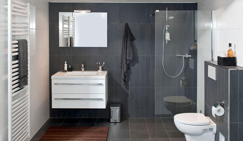 Badkamer Voorbeelden Inloopdouche : Badkamers ruijs vinkel bv tegelzetbedrijf